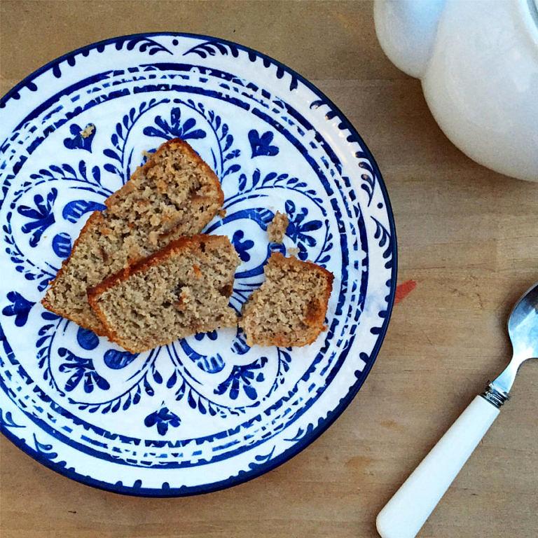 Cake tout simple sans gluten et sans lactose